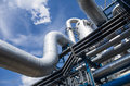 Industrial Pipes Royalty Free Stock Image - 36578566