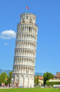 The Leaning Tower Of Pisa Royalty Free Stock Photo - 36621515