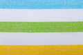 Closeup Of Colorful Striped Textile As Background Or Texture Royalty Free Stock Photos - 36625188