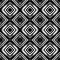 Vintage Seamless Pattern With Brushed Lines Stock Images - 36628764