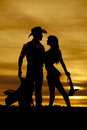 Silhouette Cowboy Indian Saddle Club Down Stock Photo - 36630960