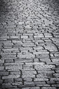 Cobble Stone Road Stock Photos - 36640703