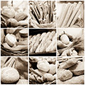 Bread And Breadsticks Royalty Free Stock Photo - 36661825