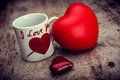 Valentines Day Background Stock Images - 36671274