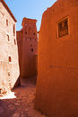 Old Mountain Village Ait-Ben-Haddou Stock Photography - 36695262