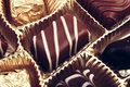 Assorted Fine Chocolates Stock Image - 36695331