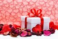 Valentines Day Gift Royalty Free Stock Image - 36701896