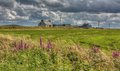 Old Cottage And Hedgerows, Ireland Stock Image - 36710211