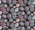 Sea River Pebbles, Vector Seamless Pattern. Stock Photography - 36746812