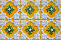 Traditional Tiles From Portugal Stock Photos - 36768413