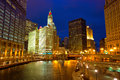 Chicago River Walk Royalty Free Stock Images - 36783479