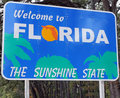 Welcome To Florida Royalty Free Stock Photos - 3685448