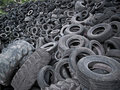 Tire Waste Royalty Free Stock Photos - 3686888