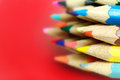 Many Colored Pencil Royalty Free Stock Photos - 36803338