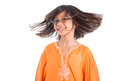 Young Girl Having Hair Fun IV Royalty Free Stock Photo - 36811535
