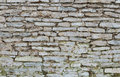 Old Limestone Wall As Background Stock Photography - 36818582