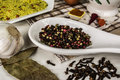 Different Spices Stock Image - 36853551