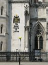 The Royal Courts Of Justice In London. Stock Photos - 36886243