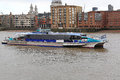 Thames Clipper Royalty Free Stock Photo - 36890525