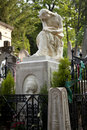 Tomb Of Frederic Chopin, Cemetary Pere Lachaise, Paris Stock Photos - 36900623