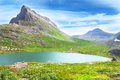 Trollstigen (Troll S Road) Road In Norway Stock Image - 36908991