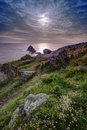 Lands End Royalty Free Stock Image - 36911286
