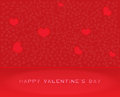 Abstract  Vector Heart For Valentines Day Backgrou Stock Images - 36917814