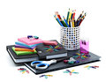 School And Office Supplies Stock Image - 36929521