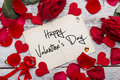 Valentine S Day Card Stock Images - 36933144