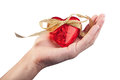 Red Heart Stock Images - 36937914