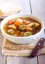 Vegetable Spicy Soup Royalty Free Stock Image - 36939506