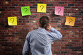 Confusion And Question Marks Stock Images - 36941764