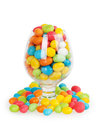 Colorful Candy In Glass Royalty Free Stock Photography - 36944417