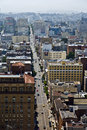 Birds View To Streets Of San Stock Photography - 36945952