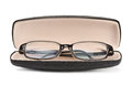 Glasses In Case Royalty Free Stock Photography - 36946557