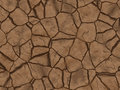 Dry Cracked Ground Texture. Abstract Relief Pattern Royalty Free Stock Photo - 36949615