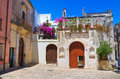 Alleyway. Specchia. Puglia. Italy. Royalty Free Stock Images - 36958559