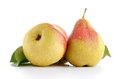Three Ripe Pears Stock Images - 36963164