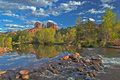 Cathedral Rock Stock Images - 3702124