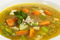 Vegetable Soup Stock Images - 37009174