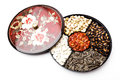 Chinese New Year Snack Box Royalty Free Stock Photography - 37012077