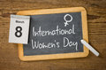 International Women S Day Royalty Free Stock Photos - 37039318