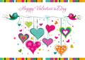 Template Valentine Greeting Card, Vector Stock Photos - 37048033