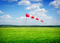 Direction Of The Wind Royalty Free Stock Photos - 37054988