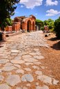 Ancient Roman Ruins Stock Images - 37061694