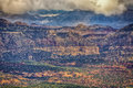 Capital Reef And Henry Mountains HDR Royalty Free Stock Photography - 37120817