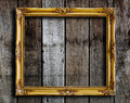 Old Picture Frame. Royalty Free Stock Photo - 37193285