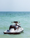 Powerful Jet Ski Floating On Water Stock Photography - 37198292