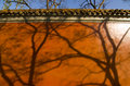 Shadows On The Wall Stock Images - 3725764