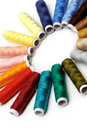 Colorful Thread Royalty Free Stock Photography - 3729807